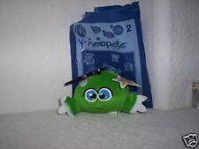 McDonalds Neopets Green Kiko Plushie MIB