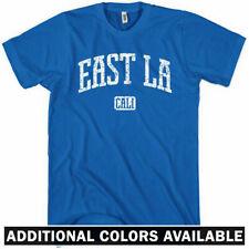 EAST LA T-shirt - California Los Angeles Cali - XS-4XL