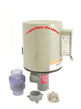 Waterway spa hot tub air BLOWER SANTANNA II 1.5 HP indoor/outdoor installation