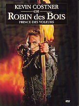 DVD *** ROBIN DES BOIS PRINCE DES VOLEURS***