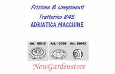 Clutch single-disc clutch plate coupling mower 845 ADRIATICA MACHINES
