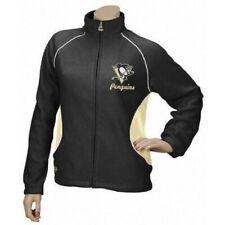 Pittsburgh Penguins Reebok NHL Women's Overlay Micro Fleece Jacket