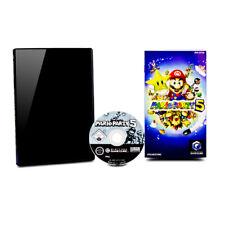 Nintendo Gamecube Spiel Mario Party 5 mit Anleitung und Hülle #C
