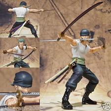 BNIB JAPAN BANDAI One Piece Figuarts ZERO Figure RORONOA ZORO Battle ver.