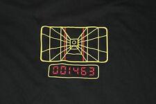 Star Wars X-Wing Trench Run Targeting Computer HUD T shirt TSHIRT BLACK M-XXL