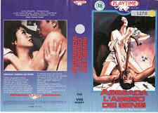 Abesada - l'abisso dei sensi (1978) VHS RARA PLAYTIME