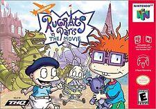 Rugrats in Paris: The Movie (Nintendo 64, 2000)