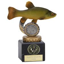 Schleie Angeln Fischen Trophäe 12.1cm Gratis Gravur Personalisiert Graviert