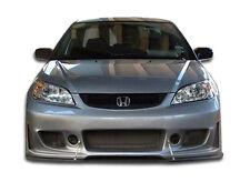 04-05 Honda Civic 2DR B-2 Duraflex Front Body Kit Bumper!!! 103309