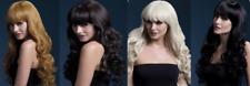 résistant chaleur Perruque LAVABLE styleable Femmes Déguisement Isabelle 66cm