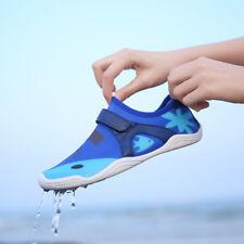 Kid Children Water Shoes Quick dry Boys&girls Slip-on Sport Swimming Aqua shoe