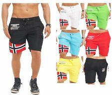 Geographical Norway Badehose Badeshort Short Quafto Shorts Gr. S-XXXL