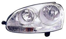 FARO PROIETTORE ANTERIORE SX PER VW GOLF 5 2003 AL 2007 JETTA 2005 AL 2010 CRO