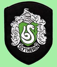 Harry Potter Slytherin Roben Patch - Aufnäher zum aufbügeln