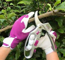 Ladies Advanced 2-in-1 Ratchet Pruner Secateurs - 5 X Power Gardening Secateurs