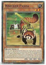 Wrecker Panda TDIL-EN041 Common Short Print Yu-Gi-Oh Card 1st Edition Eng New