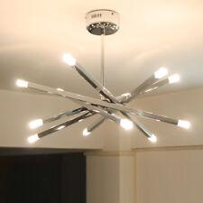 12 lights LED crystal ceiling light Dining Room bedroom pendant lamp home Decor