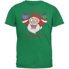 Christmas Santa ERMAGERD Kelly Adult T-Shirt