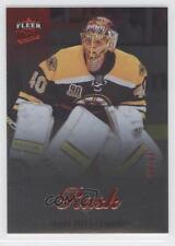 2013 Fleer Showcase Ultra Red Medallion 33 Tuukka Rask Boston Bruins Hockey Card