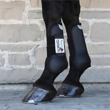 NEW Eskadron Flexisoft Open Front Boots- Full- Black