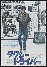 TAXI DRIVER movie Poster 1976 Robert De Niro Martin Scorsese