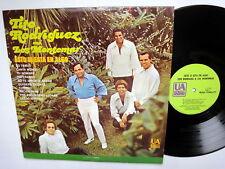 TITO RODRIGUEZ & Los Montemar ESTO SI ESTA EN ALGO LP