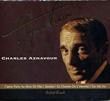 CD - CHARLES AZNAVOUR - J'aime paris au mois de mai