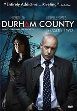 Durham County: Season 2 (DVD, 2010, 2-Disc Set)