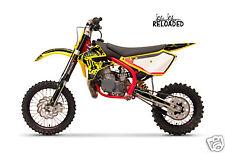 AMR RACING GRAPHICS COBRA CX65 CX 65 MX MOTOCROSS KIT S