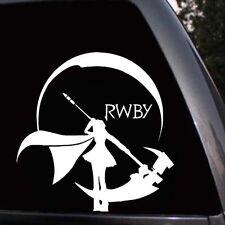 RWBY Anime Car Truck Window Laptop iPad Die Cut Vinyl Decal Sticker