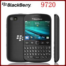Black&Wihte BlackBerry 9720 (Unlocked) Cellphone Smartphone QWERTY GSM GPS 5MP