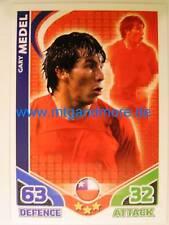 Match Attax World Stars - Gary Medel - Chile