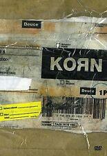 Korn - Deuce (DVD, 2002, Parental Advisory: Explicit Lyrics)