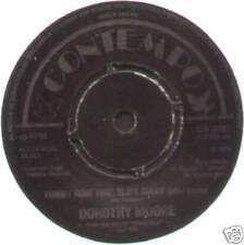 "DOROTHY MOORE ~ FUNNY HOW TIME SLIPS AWAY / IT'S SO GOOD ~ 1976 UK 7"" SINGLE"