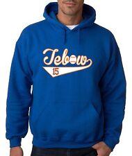 "Tim Tebow ""Tebow Baseball"" jersey Hooded SWEATSHIRT HOODIE"