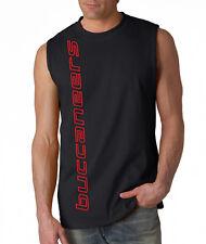 NEW Buccaneers VERT SHIRT Sleeveless T-shirt LARGE XL 2XL Tampa Bay Blue Wave
