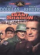 Cast A Giant Shadow (DVD 2002) Rare OOP John Wayne Kirk Douglass US WWII War