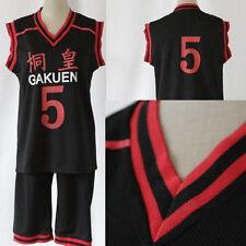 Kuroko Aomine Which Basketball 5 Costume Plays Daiki Uniform No. Adult Cosplay
