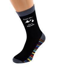 Unisexe Socks Trust Me I 'M A MIDWIFE Black Premium Protection par Répartition Design x6s223-052