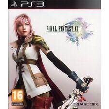 Final Fantasy XIII (Sony PlayStation 3, 2010) - version européenne