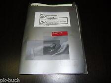 Werkstatthandbuch Audi A4 B5 Motronic Einspritzanlage Zündanlage Stand 11/1998