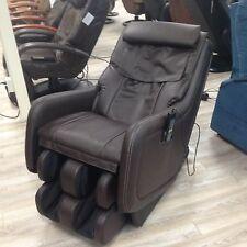Human Touch ZeroG 5.0 Massage Chair Zero Gravity Recliner Espresso Brown