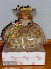 Nancy Ann Storybook Doll ~ #87 Bridesmaid w/Jointed Legs (Jt) & Box