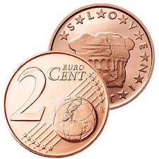 Ek // 2 Cent Slovénie : Sélectionnez une pièce nueve