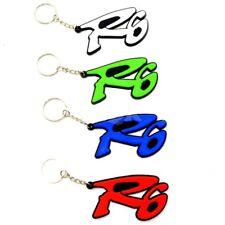 R6 keyring NEW UK Seller Rubber Key Ring Yamaha YZF-R6