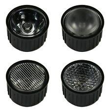 10 Stück Linse für 1&3 Watt HighPower Led / 1W 3W High Power Emitter Leds Lens W