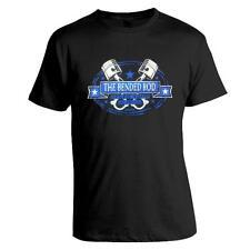 T-shirt King queroseno-The Bended Rod