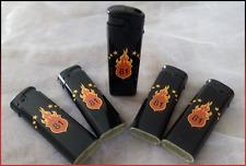 Hells Angels Original 81 Support Feuerzeug LOGO FLAMME, nachfüllbar ab 5 Stück