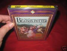 THE TALES OF BEATRIX POTTER DVD DANCER ROYAL BALLET NEW
