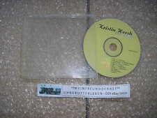 CD Pop Kristin Hersh - Strange Angels (15 Song) Promo 4AD REC / - no inserts -